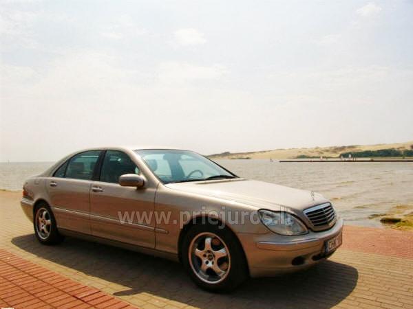 Pasažieru transporta, luksusa automašīnas ar vadītāju - VIPautos - 3