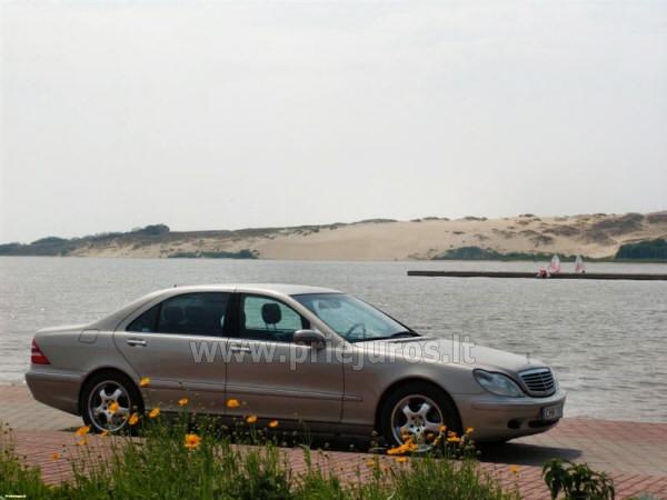Pasažieru transporta, luksusa automašīnas ar vadītāju - VIPautos - 4