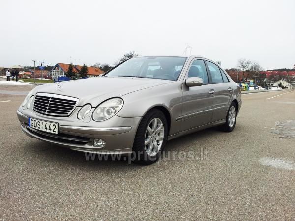 Pasažieru transporta, luksusa automašīnas ar vadītāju - VIPautos - 5