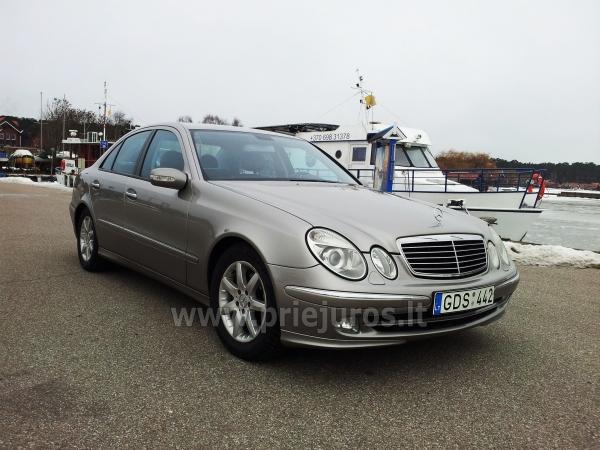 Pasažieru transporta, luksusa automašīnas ar vadītāju - VIPautos - 6