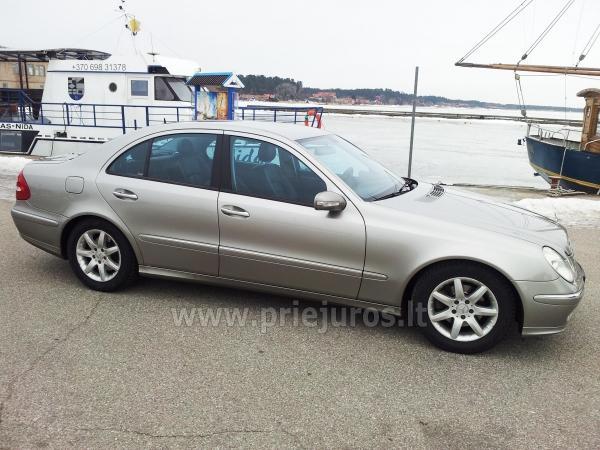 Pasažieru transporta, luksusa automašīnas ar vadītāju - VIPautos - 7