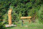 Turistinė stovykla Minijos senvagė - sąskrydžiams, savaitgalio pramogoms. Baidarių nuoma - 7