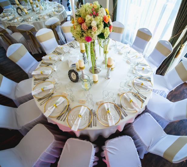 MEMELIO DVARAS - banquet hall, sauna - for all your celebrations! - 19
