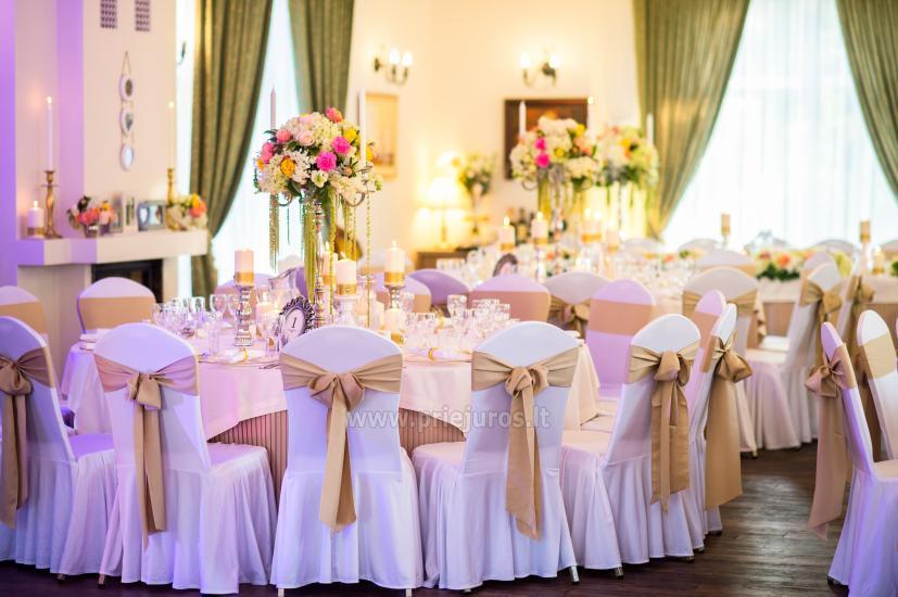 MEMELIO DVARAS - banquet hall, sauna - for all your celebrations! - 27