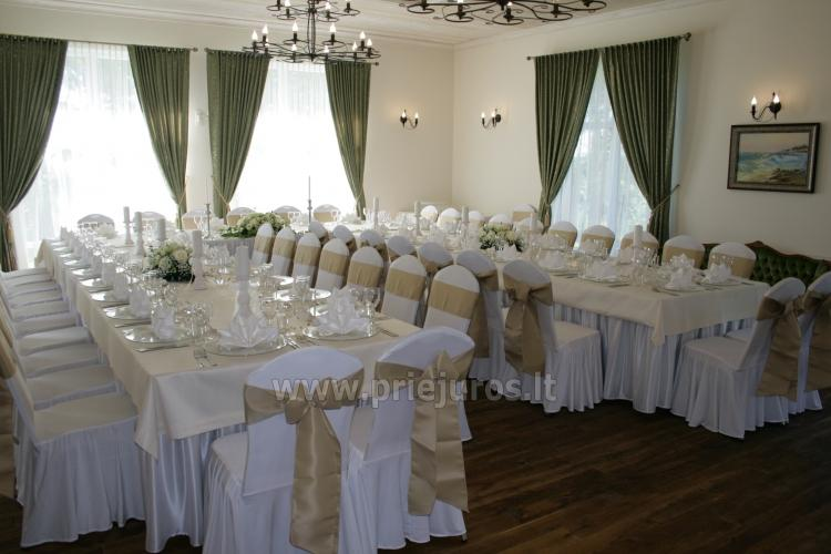 MEMELIO DVARAS - banquet hall, sauna - for all your celebrations! - 9
