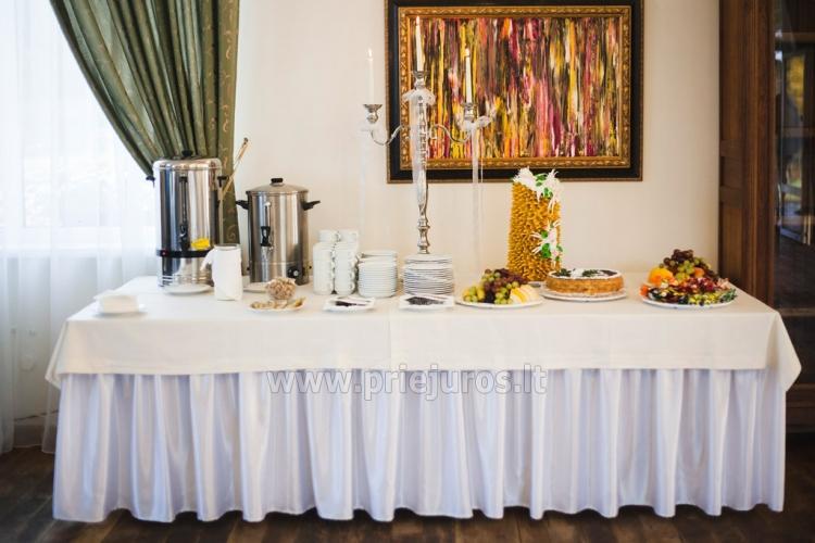 MEMELIO DVARAS - banquet hall, sauna - for all your celebrations! - 12