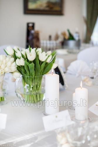 MEMELIO DVARAS - banquet hall, sauna - for all your celebrations! - 6