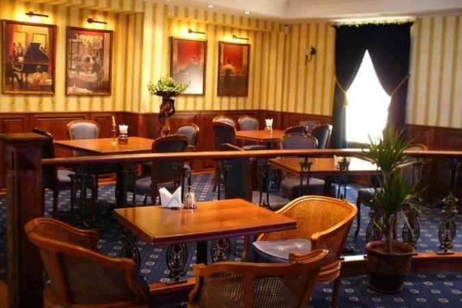Restoranas viešbutyje Magnisima - 1