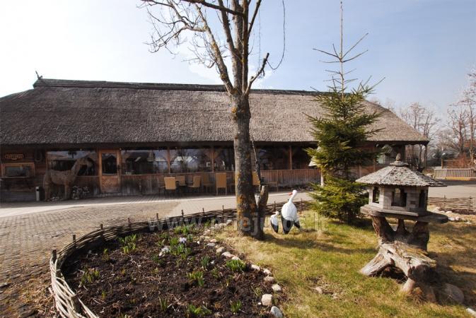 Kavinė Karklėje Žvejo sodyba