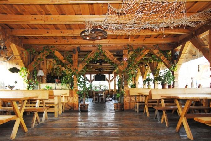 Kavinė Karklėje Žvejo sodyba - 2