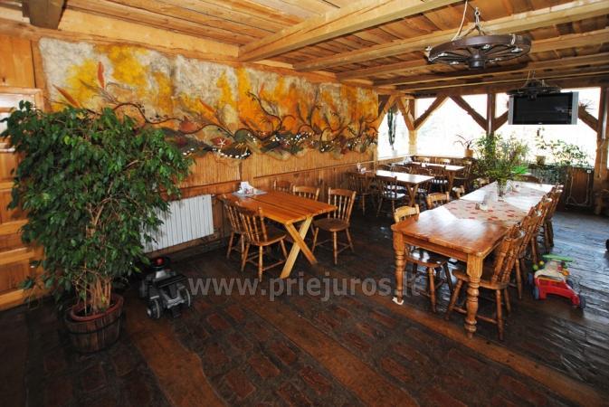 Kavinė Karklėje Žvejo sodyba - 3