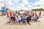 Vaikų vasaros stovykla ant jūros kranto - 11