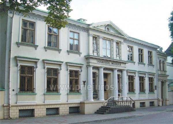 Klaipėdos laikrodžių muziejus (Lietuvos dailės muziejaus padalinys) - 5