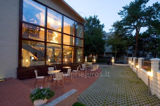 Konferencijų salė Palangoje, svečių namuose Rivastar **** - 1