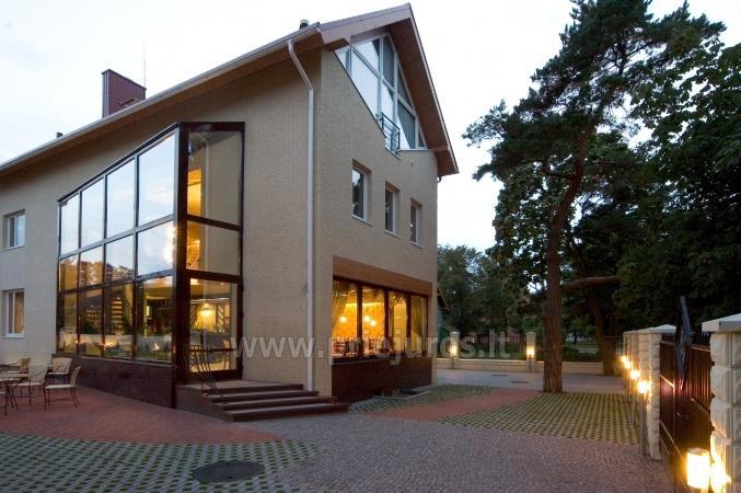 Konferencijų salė Palangoje, svečių namuose Rivastar **** - 2