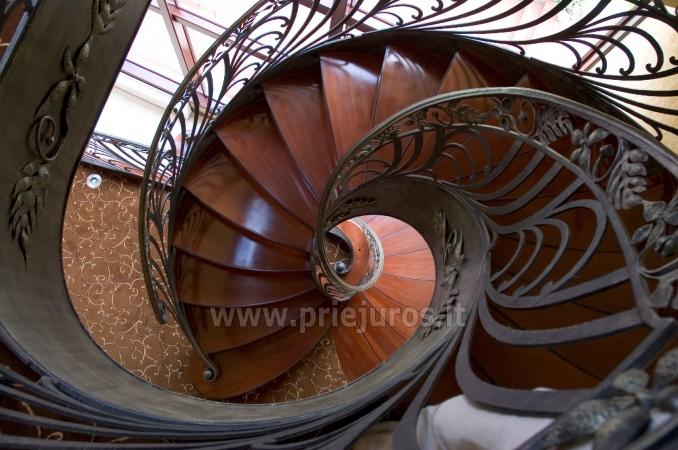 Konferencijų salė Palangoje, svečių namuose Rivastar **** - 3