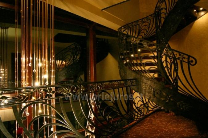 Konferencijų salė Palangoje, svečių namuose Rivastar **** - 4