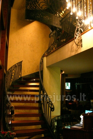 Konferencijų salė Palangoje, svečių namuose Rivastar **** - 5