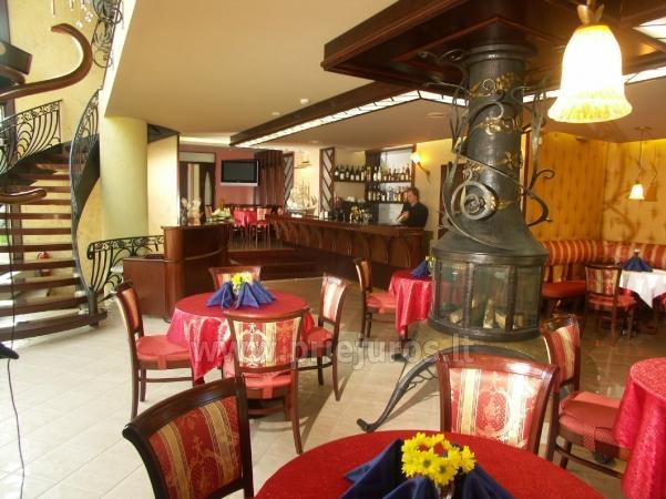 Konferencijų salė Palangoje, svečių namuose Rivastar **** - 6