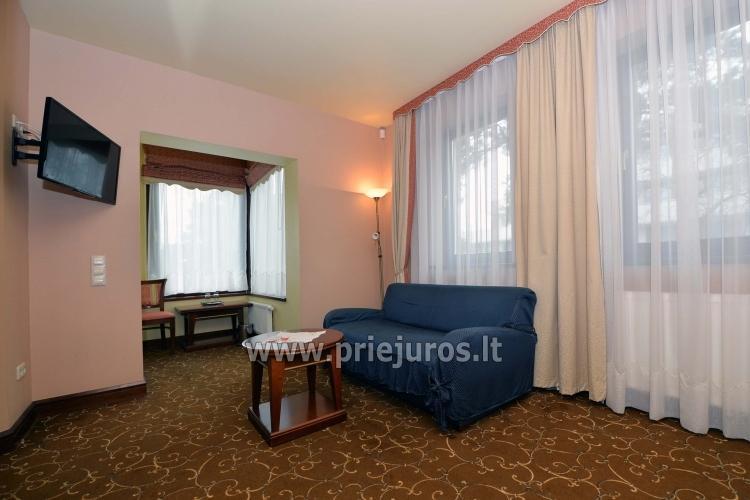 Konferencijų salė Palangoje, svečių namuose Rivastar **** - 11