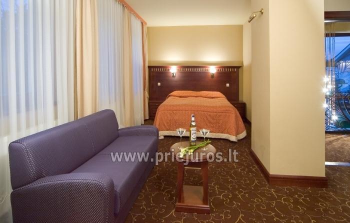 Konferencijų salė Palangoje, svečių namuose Rivastar **** - 13