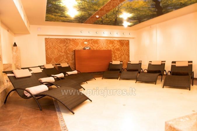 Sveikatos centras ENERGETIKAS - AMBER PALACE SPA pasiūlymas - 2
