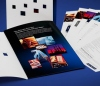 Reklamos gamyba - maketavimas ir spausdinimas: vizitinės kortelės, lankstinukai, bukletai