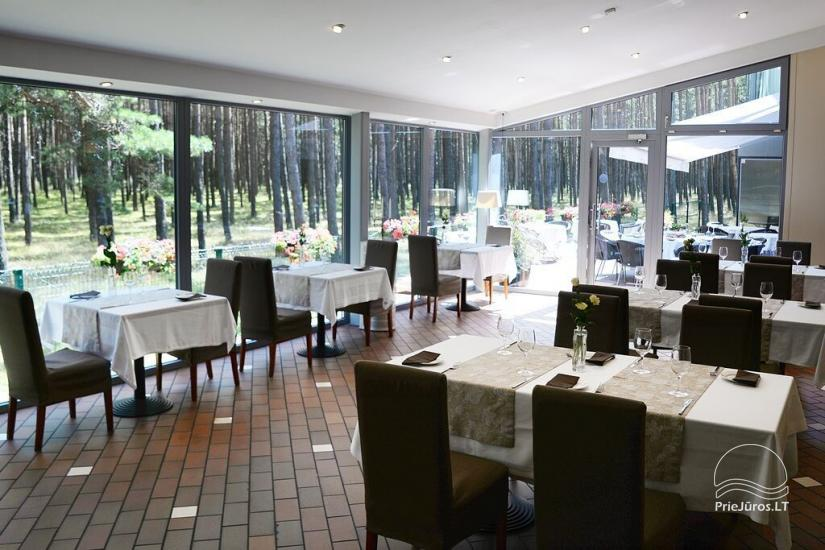 Restoranas Palangoje viešbutyje Medūza - 5