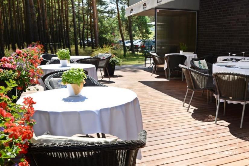 Restoranas Palangoje viešbutyje Medūza - 3