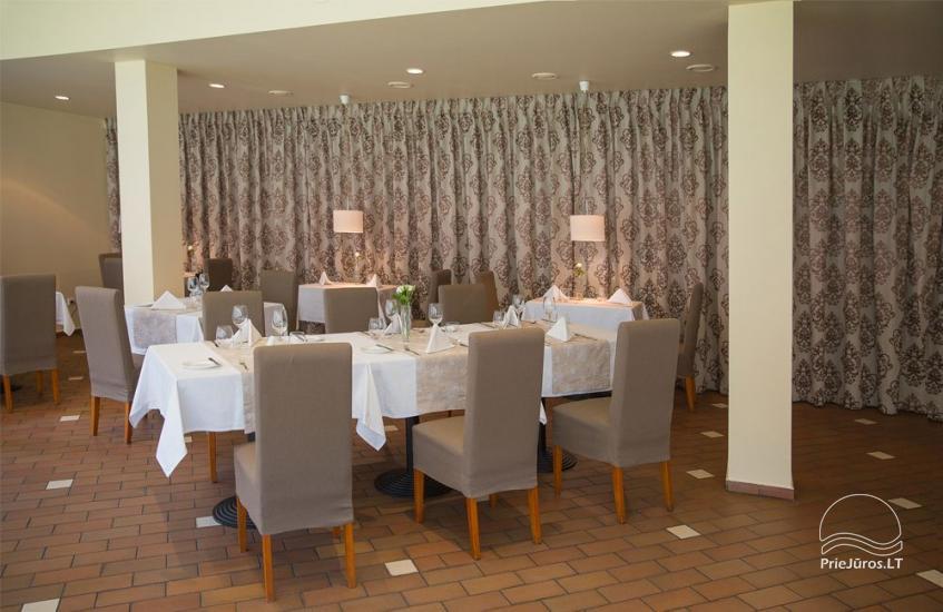 Restoranas Palangoje viešbutyje Medūza - 6