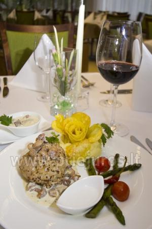 Restaurant in sanatorium Gradiali in Palanga - 9
