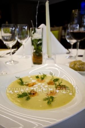 Restaurant in sanatorium Gradiali in Palanga - 11