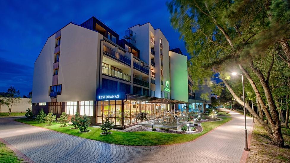 Restaurant in sanatorium Gradiali in Palanga - 13