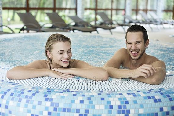 Reabilitacinis gydymas, SPA, pirtis, baseinas, sporto salė sanatorijoje Palangoje Gradiali - 1