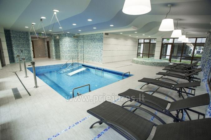 Reabilitacinis gydymas, SPA, pirtis, baseinas, sporto salė sanatorijoje Palangoje Gradiali - 6