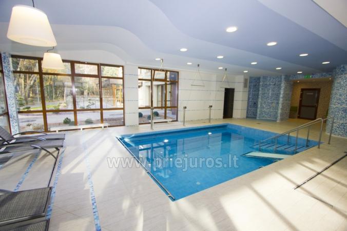 Reabilitacinis gydymas, SPA, pirtis, baseinas, sporto salė sanatorijoje Palangoje Gradiali - 7