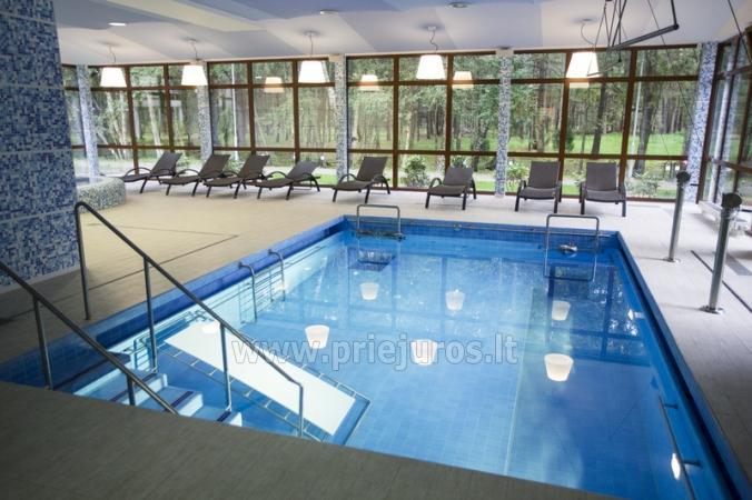 Reabilitacinis gydymas, SPA, pirtis, baseinas, sporto salė sanatorijoje Palangoje Gradiali - 8