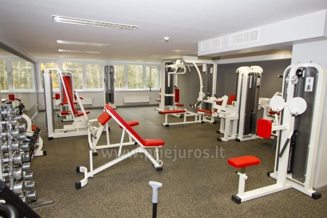 Reabilitacinis gydymas, SPA, pirtis, baseinas, sporto salė sanatorijoje Palangoje Gradiali - 16