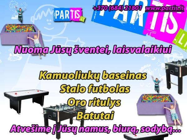Kaunas, stalo futbolas