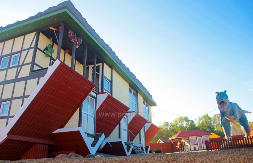 RADAILIU DVARAS - viesnica - restorans - pirtis - 7km lidz Klaipedai - 10
