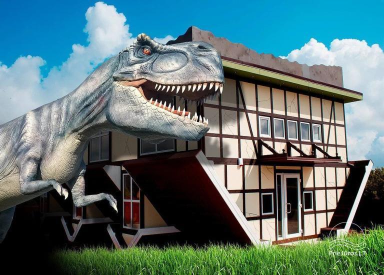 Auf dem Kopf stehendes Haus in einem komplexen Radailių dvaras, 7 km von Klaipėda entfernt - 1