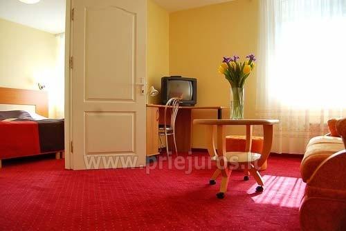 Pasiūlymas šeimoms viešbutyje Palangoje Best Baltic Hotel Palanga - 3