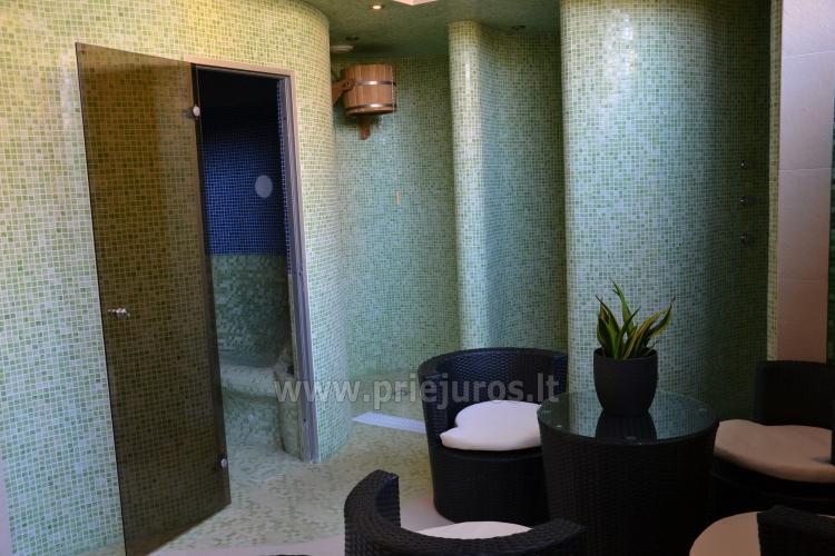 Pasiūlymas šeimoms viešbutyje Palangoje Best Baltic Hotel Palanga - 9