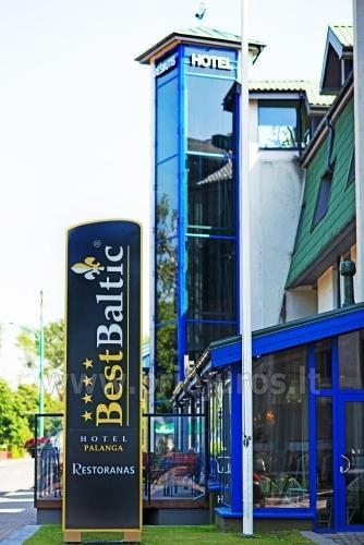 SPA pasiūlymas viešbutyje Palangoje Best Baltic Hotel Palanga - 13