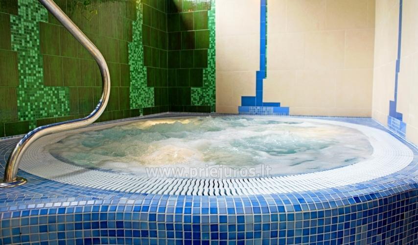 SPA pasiūlymas viešbutyje Palangoje Best Baltic Hotel Palanga - 4
