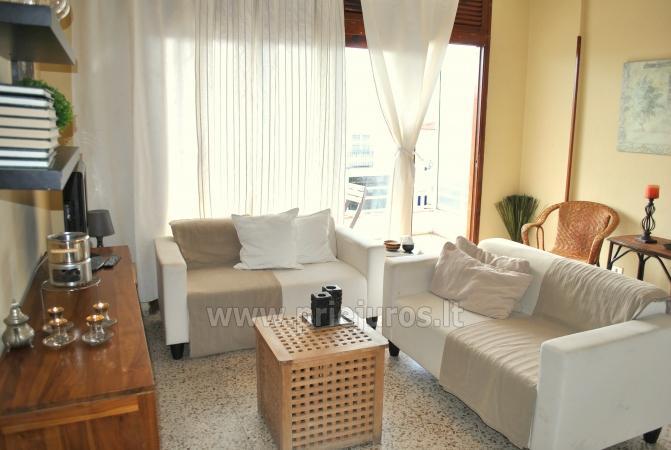 Parduodami apartamentai Tenerifėje: du miegamieji, terasa - 1
