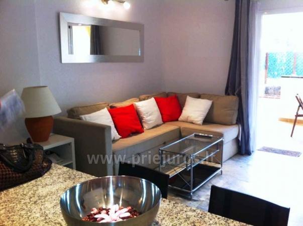 Parduodami dviejų miegamųjų apartamentai Tenerifėje su terasa - 4