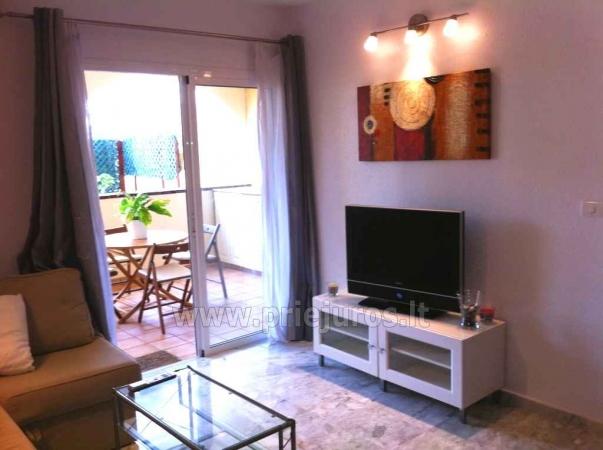 Parduodami dviejų miegamųjų apartamentai Tenerifėje su terasa - 5