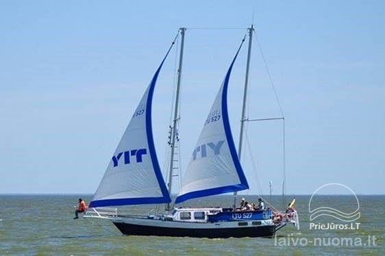 Sailing in the Curonian Lagoon and the Nemunas Delta, Sea - boat trip from Nida, Klaipeda, Minge - 4