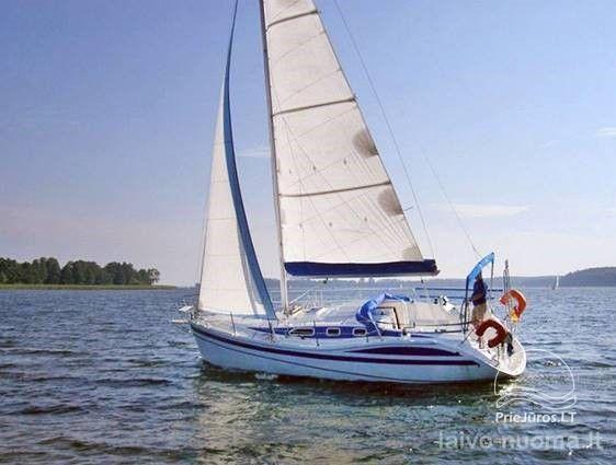 Buru Kuršu un Nemunas deltā, jūra - laivu brauciens no Nidā, Klaipēdā, Minge - 5